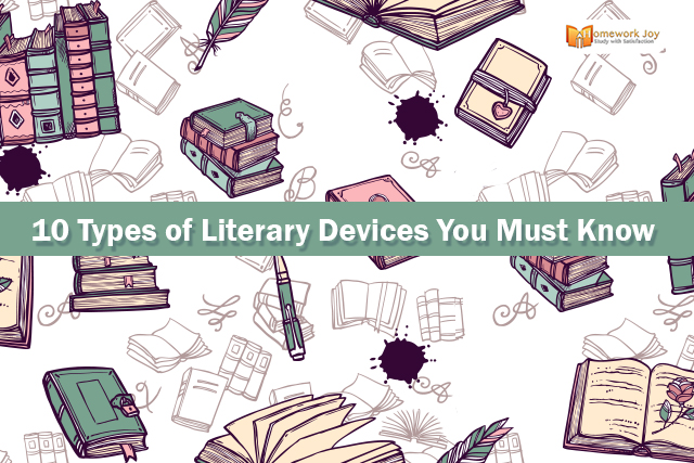 10 Types of Literary Devices You Must Know blog